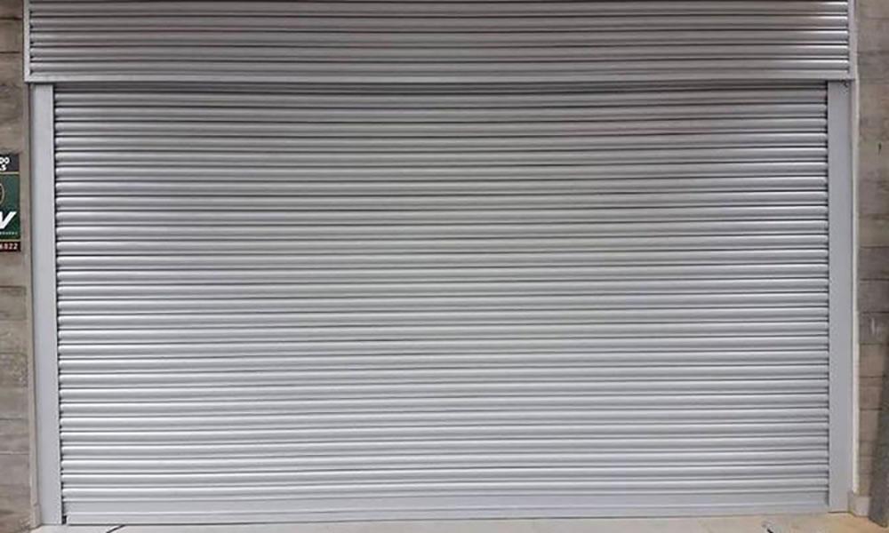 cortina metálica