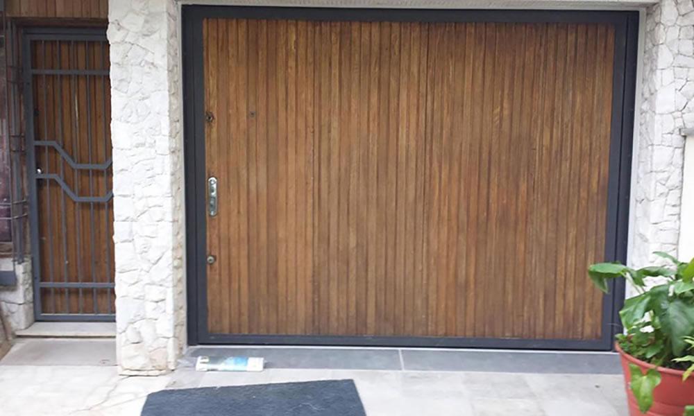 portão de garagem 3