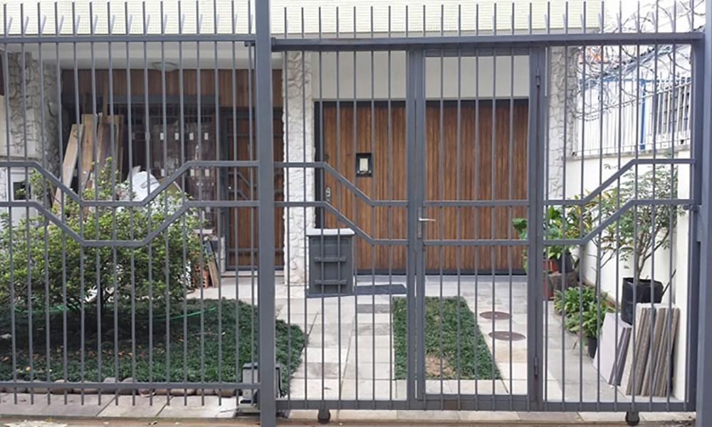 portão de garagem 5